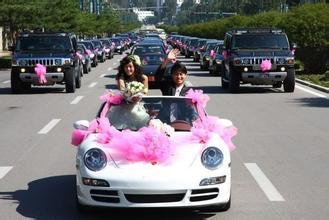 结婚车队很重要,那么婚车的讲究有些什么呢