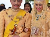 博尔基亚的儿子阿都马力王子大婚