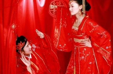 中国传统的婚礼习俗都有哪些